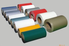 aluminum coated coil - N/A
