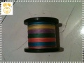 multicolor braided line dyneema braided line sinking 30lb(10m for one color) - braided fishing line