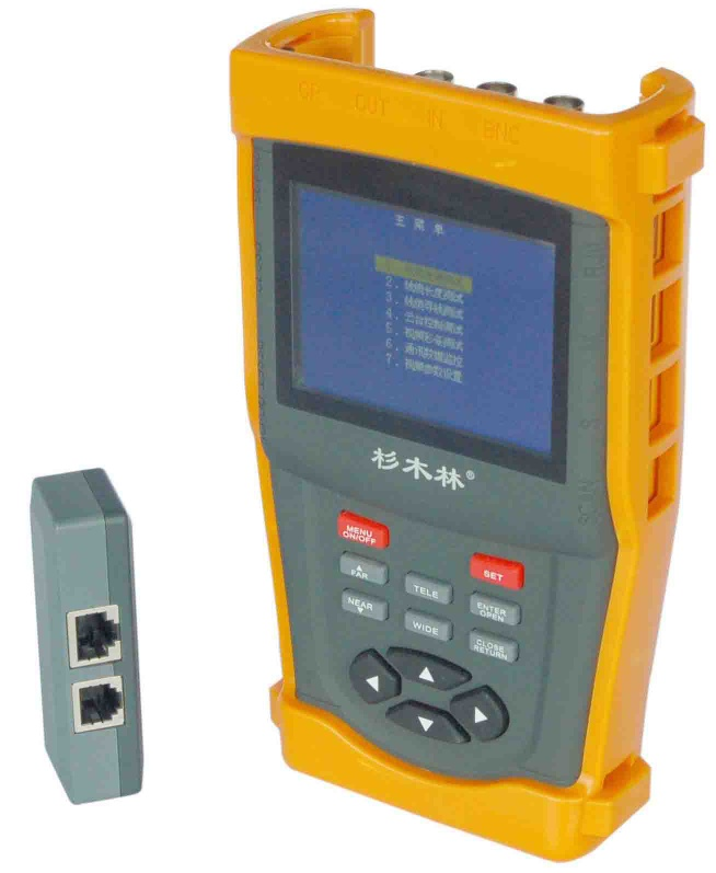 video monitor cable tester, - SML-V