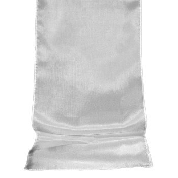 Blank White Scarf For Hand Painted Silk Habotai Material