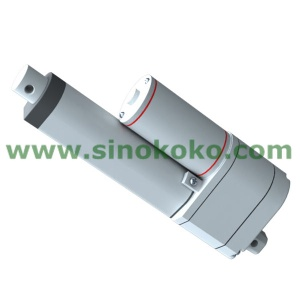 24V 900N|90KG|198LBS Mini linear actuator,stroke 100mm/4 inch linear motor - LM-P5H