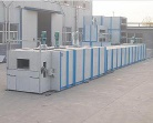 Electric heating glass annealing furnace/lehr WLD-RT - annealing furnace