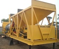 MC mobile asphalt plant - MC80
