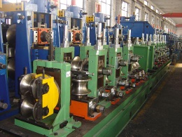 roll forming line - HG32 Tube Mill
