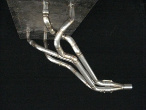 4 INTO 1 Experimental Aircraft Exhaust - 4 INTO 1