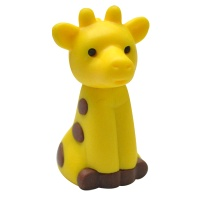 Yellow Giraffe Shaped Eraser - SOODODO