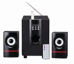 2.1 multimedia speaker, soundbox, loud speaker, card speaker - Cool-307