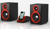 Ipod/Iphone/Ipad docking speaker - COOL-IP201