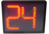 Electronics shot clock for basketball