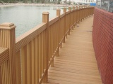 Wood Plastic Fence,WPC - CA003