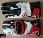 2012 best selling Genuine goat leather motorcycle gloves - MCG-02F