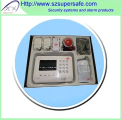 Wireless GSM Alarm System - SS2003-G