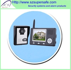 Wireless Video Door Phone - SS908-VD