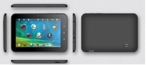 private model tablet pc android MID - 1