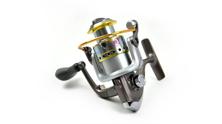 Powerful Alloy metal spinning fishing reel