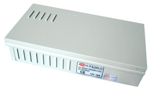 PLR-360 360W rainproof switching power supply/IP65/CV mode/efficiency >80% - PLR-360
