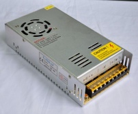 PLG-300 300W/12V/25A LED Power Supply with >80% High Efficiency and IP67 Protection - PLG-300