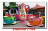 Hot Sale Tea Cups Amusement Rides - SR-03
