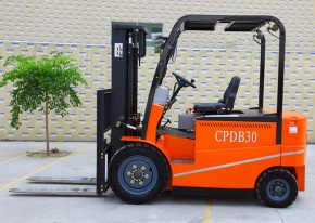 CPDB balance weight DC/AC forklift with explosion-proof battery 1-5 tons