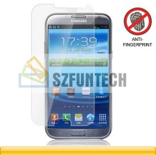 PET Screen Protector Guard for Samsung Galaxy Note 2