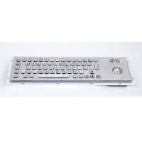KY-PC-D metal keyboard with trackball - KY-PC-D