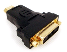 HDMI to DVI connector - lds006