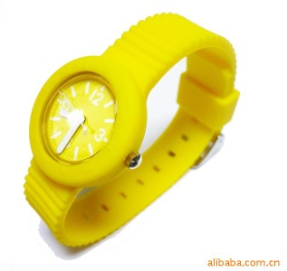 silicone wrist-watch - timepieces