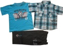 Boys 3 PCS sets - A1141-1