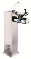 Freestanding Drinking Fountains - TIA-312F