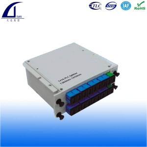 Insert type Fiber Optic PLC Splitter