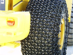 china style snow chains for tyres - 10011