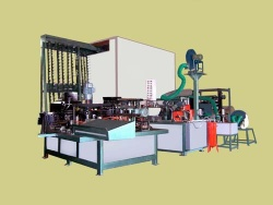 QZD-68 automatic paper tube production line