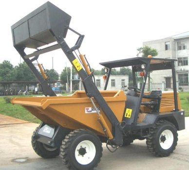 self-loading site dumper - SD30S