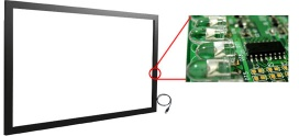 Infra Red Touch Screen - Infra Red Touch