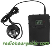 Wireless tour guide systems - EW-TG2402LR