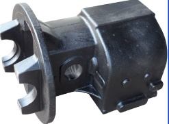 Iron Casting Reducer Case of Forklift