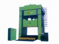 Single Action Hydraulic Stamping Press