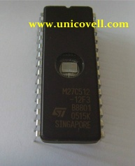 Sales STMicroelectronics memory chips M27C801 - M27C512