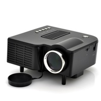 Vivibright Projector GP5S Cheap Mini LED Portable Projector