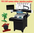 WD automatic pvc injection machine for refrigerator magnet
