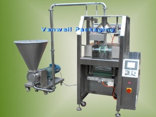 Sachet VFFS Packing Machine for Liquids