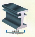 Center beam hot rolled expansion joint for highway