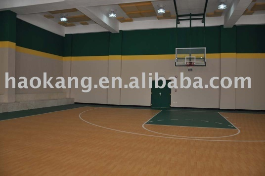Basketball floor - HK5002