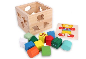 wooden toy car - 324
