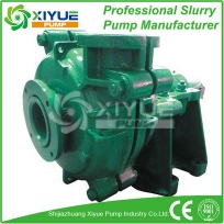 coal mine slurry pump - xh