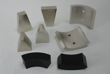 Motor Magnets-wedge shaped magnets