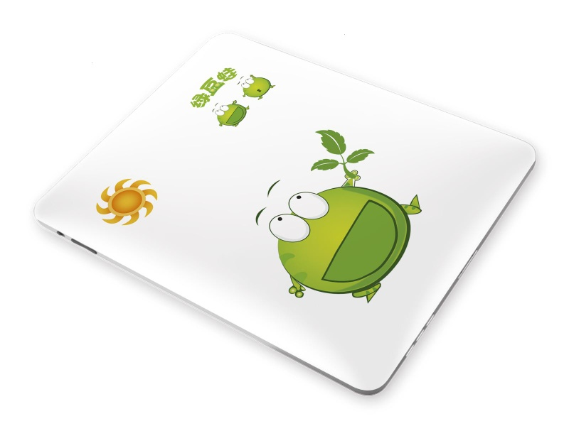 color sticker for ipad2