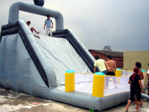 2013 Inflatable Slide - HT