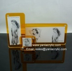 multi acrylic photo frames - photo frame