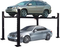Auto Four Post Lift for Parking (4SL3.5) - 4SL3.5